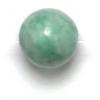 Semi-Precious 8mm Round China Jade